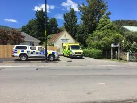 13 polizeistation in akaora