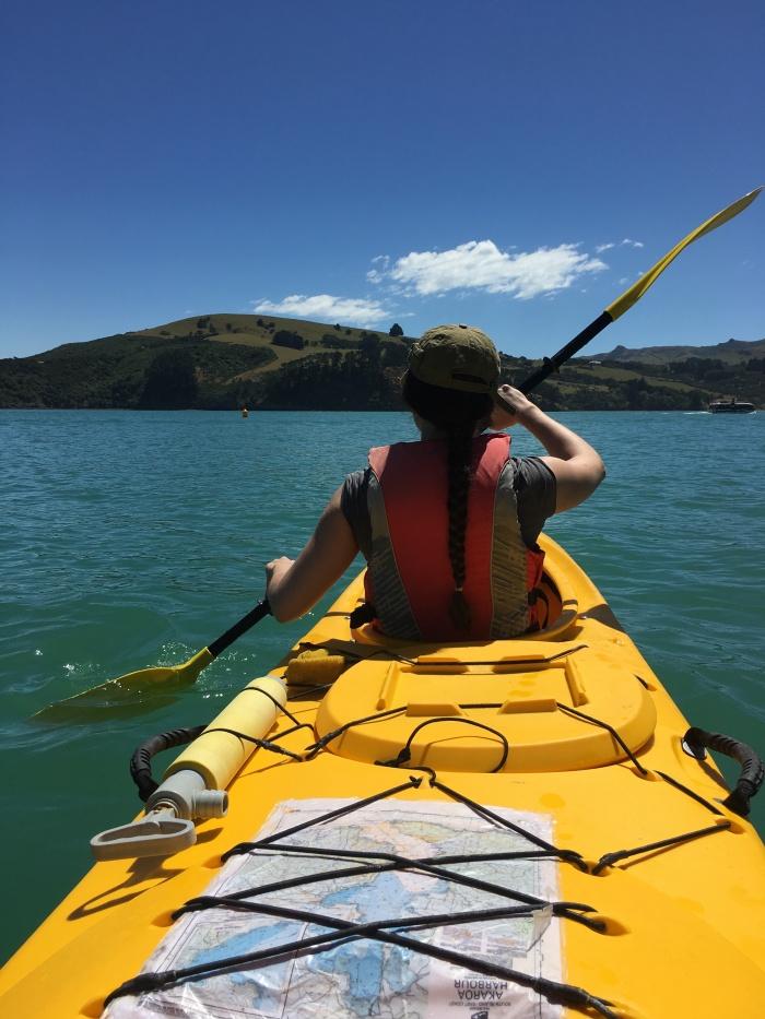 9 kayaken in akaora